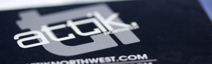 Attik. Northwest Business Cards